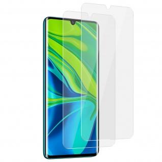 2er Pack Imak Xiaomi Mi Note 10 / 10 Pro Schutzfolien aus Latex durchsichtig