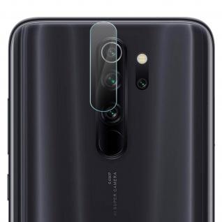 2x Rückkamera kratzfeste Schutzfolien Xiaomi Redmi Note 8Pro, Imak - Transparent