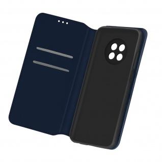 Kunstleder Cover Classic Edition für Xiaomi Redmi Note 9T 5G â€? Dunkelblau