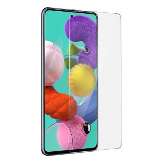 9H Härtegrad Glas-Displayschutzfolie Samsung Galaxy A51 5G â€? Transparent