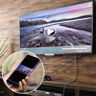 USB Kabel MHL weiblich zu HDMI männlich zu männlich HDTV Smartphone/Tablett - Vorschau 3
