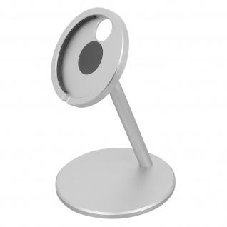 Magsafe rutschfeste 180° drehbare Handyhalterung â€? Silber