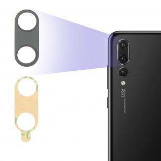 Kamera Linse für Rück-Kamera Ersatzteil Huawei P20 Pro ? Schwarz