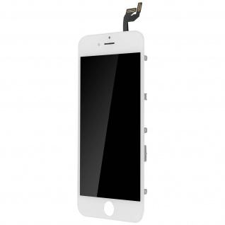 LCD Komplettset mit Touchscreen für iPhone 6S - Weiß - Vorschau 3