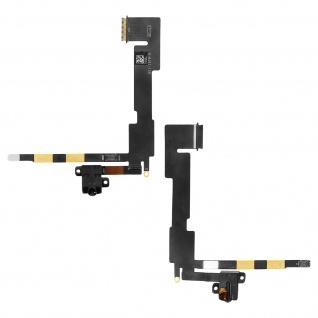 Klinkenbuchse 3, 5mm Apple iPad 2 Kompatibles Teil + Anschlusspad