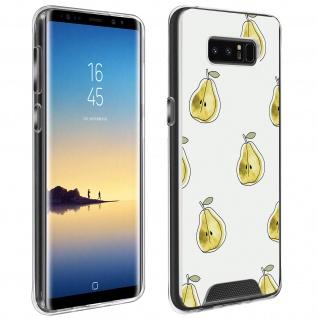 Handyhülle für Samsung Galaxy Note 8, Made in France ? Birnen Design
