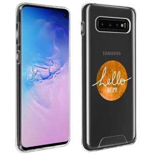 Handyhülle für Samsung Galaxy S10, Made in France ? Hello Autumn Design