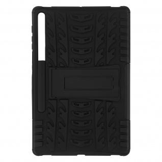 Samsung Galaxy Tab S7 FE Schutzhülle, Hard Case mit Standfunktion ? Schwarz