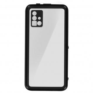 Samsung Galaxy A51 Redpepper Waterproof IP68 wasserdichte Handyhülle - Schwarz