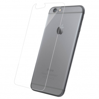 Rückseite Schutzfolie Apple iPhone 6S Plus, 2.5D voller Schutz - Transparent