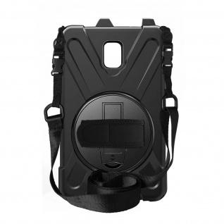 Samsung Tab Active 3 Hybrid-Hülle mit Griff und Ständer â€? Schwarz