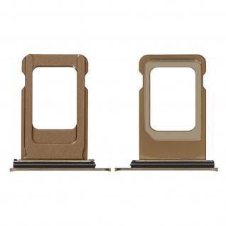 Nano SIM-Kartenhalter, Ersatzteil für Apple iPhone XS Max - Vorschau 1