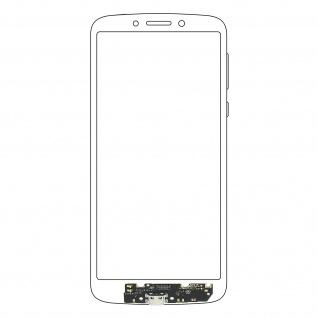Micro-USB Ladeanschluss Ersatzteil für Motorola Moto G6 Play - Vorschau 5