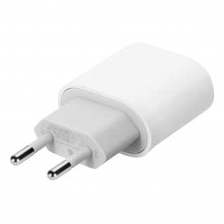 Original Apple 18W Fast Charge Power Delivery USB-C weißes Ladegerät