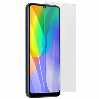 9H Härtegrad Glas-Displayschutzfolie Huawei Y6p/Honor 9A â€? Transparent