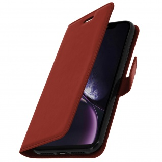 Flip Stand Cover Brieftasche & Standfunktion Apple iPhone XR - Braun - Vorschau 2