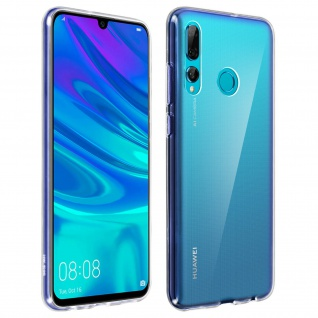 Gelhülle, Backcover Huawei P Smart Plus 2019/ P Smart 2019 ? Transparent - Vorschau 1