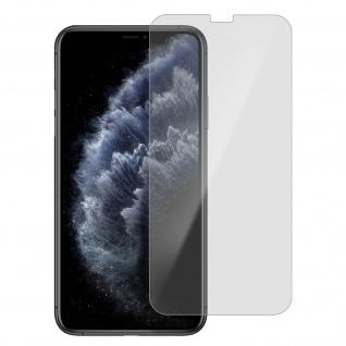 iPhone 11 Pro 3mk flexible stoßfeste Schutzfolie aus 7H Panzerglas, transparent