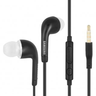 Original Samsung EO-EG900B in-ear Kopfhörer - Fernbedienung - Schwarz