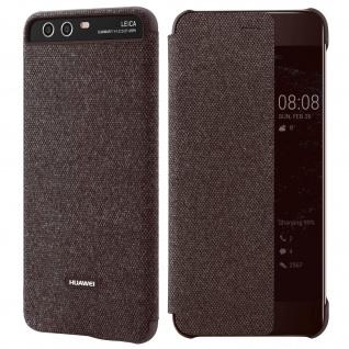 Original Huawei Smart-View Flip-Schutzhülle für Huawei P10 Plus â€? Braun
