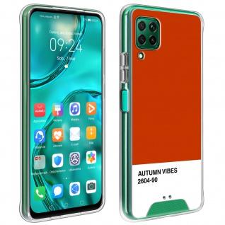 Handyhülle für Huawei P40 Lite, Made in France ? Autumn Vibes Design