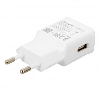 Original Samsung 15W Netzteil, EP-TA200EBE Quick Charge Wand-Ladegerät - Weiß