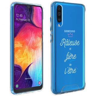 "Handyhülle für Samsung Galaxy A50 / A30s, Made in France ? "" Râleuse"" Design"