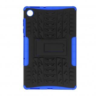 Lenovo Tab M10 HD Gen 2 Schutzhülle, Hard Case mit Standfunktion ? Blau