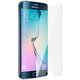 Bruchsichere Displayschutzfolie aus Hartglas für Samsung Galaxy S6 Edge