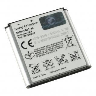 930 mAh Sony Ericsson BST-38 Austausch-Akku