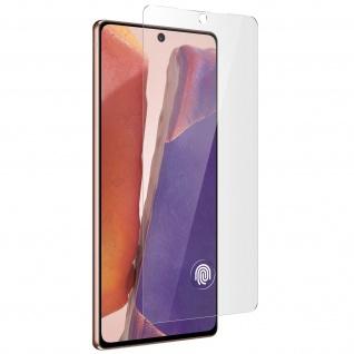 Samsung Galaxy Note 20 9H Glas-Schutzfolie - Transparent