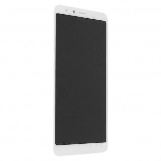 LCD Komplettset mit Touchscreen für Asus Zenfone Max Plus M1 - Weiß