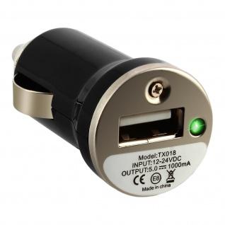 Zigaretten-Anzünder Autoladegerät mit 1A USB-Ausgang