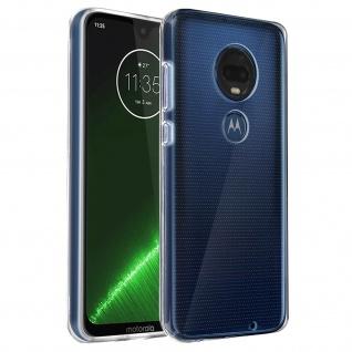Motorola Moto G7 / G7 Plus Schutzhülle Silikon Second Skin - Transparent