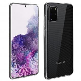 360° Protection Pack für Samsung Galaxy S20 Plus: Cover + Displayschutzfolie