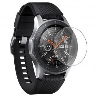 Displayschutzfolie aus gehärtetem Glas für Galaxy Watch 46mm - 9H Härtegrad