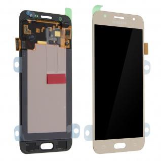 Original Samsung LCD Komplettset mit Touchscreen für Samsung Galaxy J5 - Gold