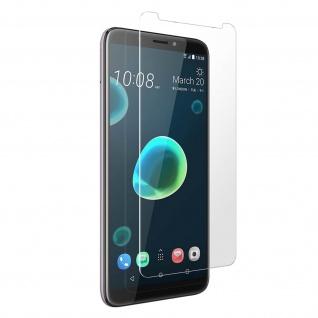 9H Härtegrad kratzfeste Displayschutzfolie für HTC Desire 12 Plus â€? Transparent