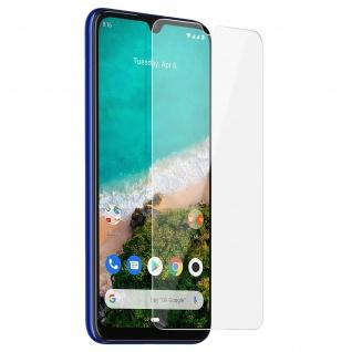 Hardglass 2.5D Displayschutzfolie by 3MK, Bildschirmschutz für Galaxy A50