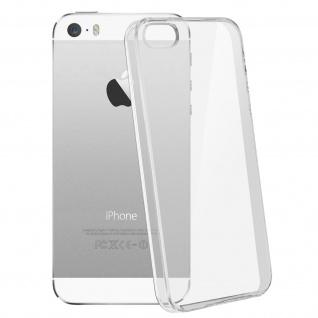 Unverbrüchliche Schutzhülle aus hochwertigem Silikon für iPhone SE, 5 und 5S
