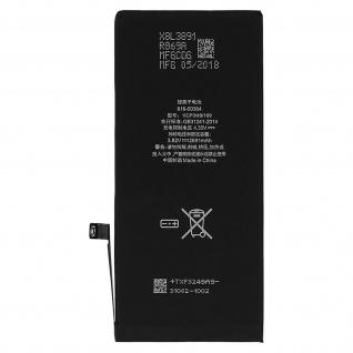 Apple iPhone 8 Plus 2691 mAh Austausch-Akku - Schwarz