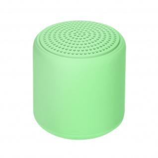 Little Fun Collection 3W Bluetooth Mini Lautsprecher 3Std. Akkulaufzeit ? Grün