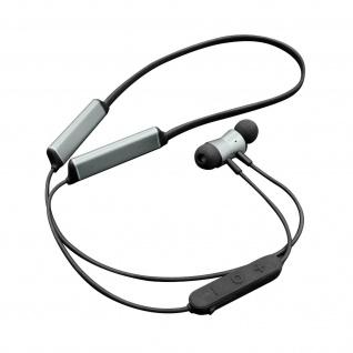 Mobius24 Bluetooth Sport Kopfhörer, 24 Stunden Akkulaufzeit, Forever - Schwarz