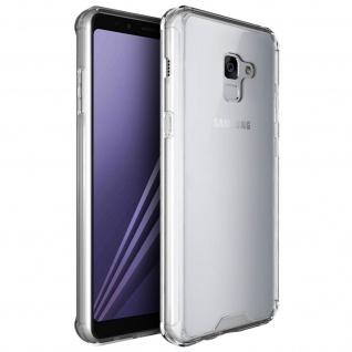 Samsung Galaxy A8 Plus Schutzhülle, Hardcase/ Bumper Polycarbonat â€? Transparent