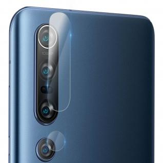 2 iMak Rückkamera Schutzfolien für Xiaomi Mi 10 Durschsichtig