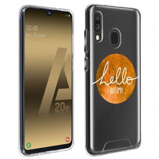 Handyhülle für Samsung Galaxy A20e, Made in France ? Hello Autumn Design