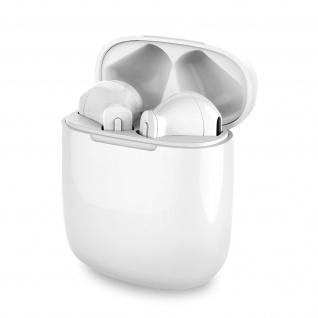 Akashi Earbuds kabellose Bluetooth Kopfhörer mit Ladebox ? Weiß