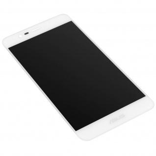 LCD Komplettset mit Touchscreen Asus Zenfone 3 Max ZC520TL - Weiß