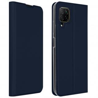 Klappetui mit Kartenfach & Standfunktion Huawei P40 Lite - Dunkelblau
