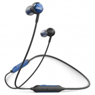 AKG Y100 Wireless Bluetooth Köpfhörer, mit Ambient Aware-Technologie - Blau